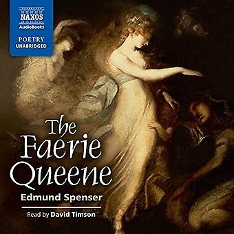 Hume, David / Timson, David - Faerie Queene [CD] USA import
