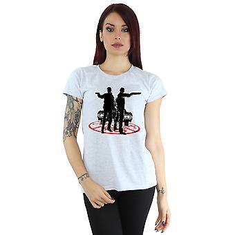 Overnaturlige kvinder Sam og Dean silhuet T-Shirt