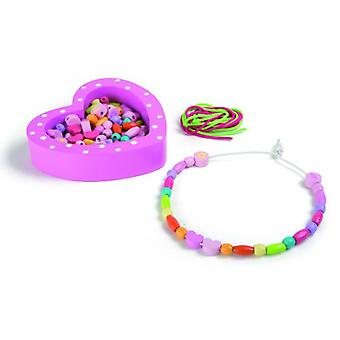 Legler Diy - Pearl Bracelets (Toys , Educative And Creative , Design And Mode , Jewerly)