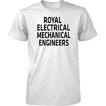 Licensed MOD -  British Army REME Royal Electrical Mechanical Engineers - Kids T Shirt