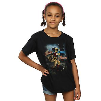 DC Comics Girls Wonder Woman Bombshell Cover T-Shirt