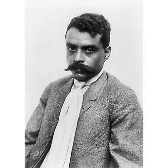 Emiliano Zapata (1879-1919) Nmexican Revolutionary Photograph Poster Print by Granger Collection