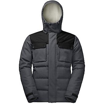 Jack Wolfskin Mens Banff Springs Jacket Waterproof/Highly Breathable