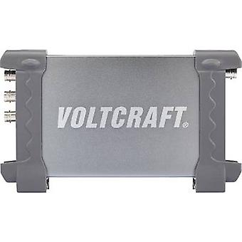VOLTCRAFT DDS-3025Arbitrary USB DDS function generator attachment 50 MHz, 200 MSa/s, bit pattern generator, 50 MHz frequ
