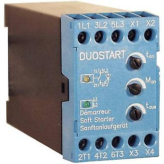 Soft starter Peter Electronic DUOSTART 3 Motor power at 230 V 3