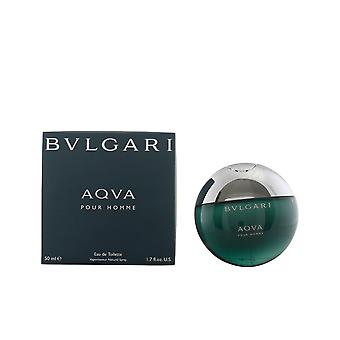 Bvlgari Aqva Pour Homme Eau De Toilette Vapo 50ml Mens New Perfume Sealed Boxed
