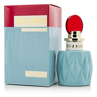 Miu Miu Eau De Parfum Spray 50ml/1.7oz