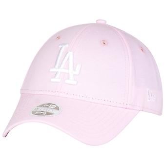 New Era 9Forty Damen Cap - Los Angeles Dodgers hell pink