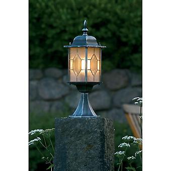 Konstsmide Milano Pedestal antigo lanterna