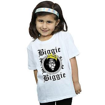 Nototrious BIG Girls Biggie Biggie Biggie T-Shirt