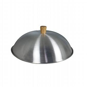 Swift Spice Oriental Aluminium Wok Lid For 14