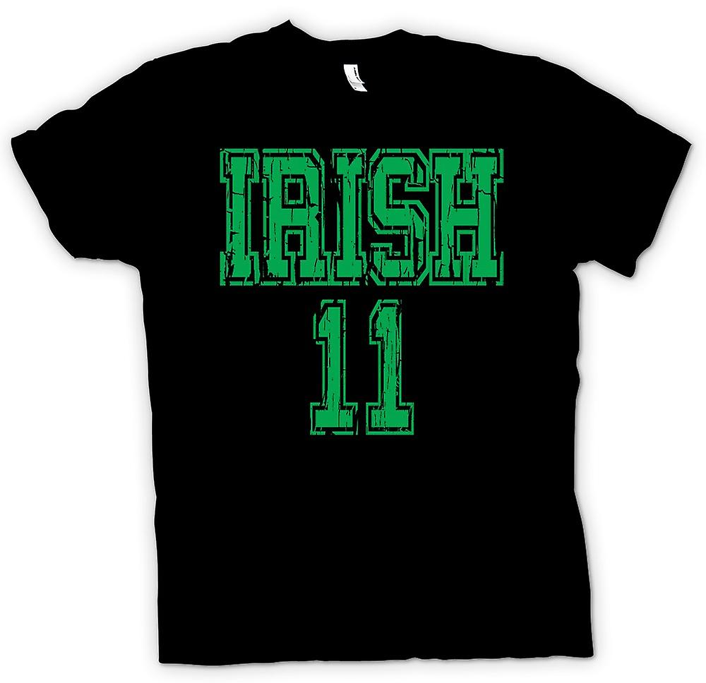 Womens T-shirt - St Patricks Day Irish 11 - Funny