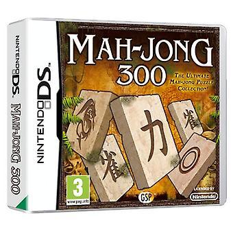 Mahjong 300 (Nintendo DS) - Usine scellée