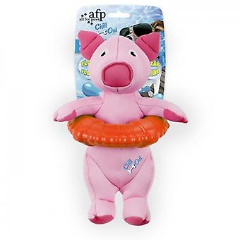 AFP Little Pig Chill Out (Dogs , Toys & Sport , Aquatic Toys)
