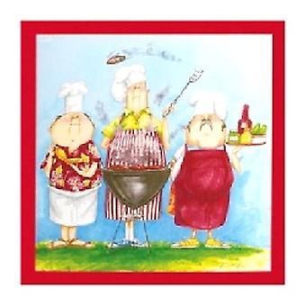 Maestri dei tovaglioli Grill