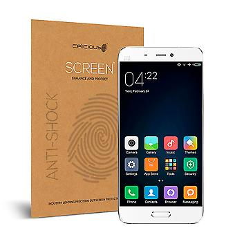 Celicious Impact Anti-Shock Shatterproof Screen Protector Film Compatible with Xiaomi Mi 5