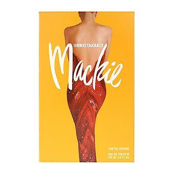 Bob Mackie Unmistakably Mackie Limited Edition Eau De Toilette Spray 3.4Oz/100ml