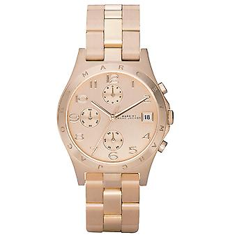 Marc by Marc Jacobs Ladies' Rock Chronograph Watch MBM3156