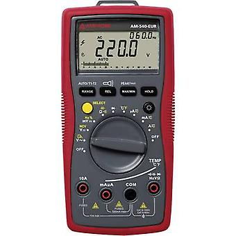 Beha Amprobe AM-540-EUR Handheld multimeter Digital Calibrated to: Manufacturer's standards (no certificate) CAT III 10