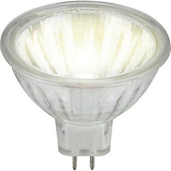 Sygonix HV halogen EEC: C (A++ - E) GU5.3 45 mm 12 V 50 W Warm white Reflector bulb 1 pc(s)
