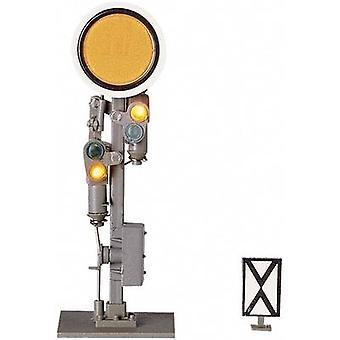 H0 Viessmann 4509A Symbol 2-aspect Advance signal