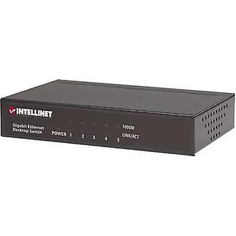 Intellinet 530378 Network RJ45 switch 5 ports 1 Gbit/s