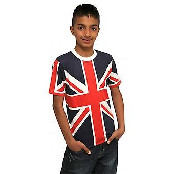 Union Jack Wear Kids Union Jack T Shirt