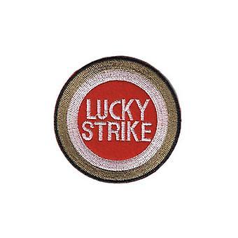 Lucky Strike железо по/шить на ткань патч