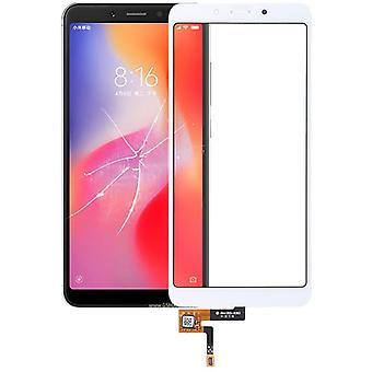 Pantalla digitalizador de pantalla táctil blanco para Xiaomi Redmi 6 piezas de repuesto pantalla LCD