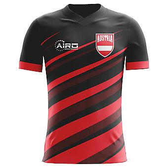 2018-2019 Austria Third Concept Football Shirt (Kids)