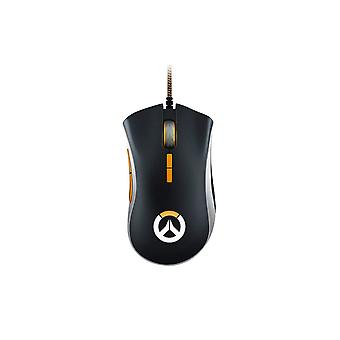 Razer DeathAdder Elite Overwatch Edition - Gaming Mouse with RGB Chroma (Mechanical Mouse Switches, Most Precise Gaming Sensor, 16,000 DPI) - Overwatch Edition