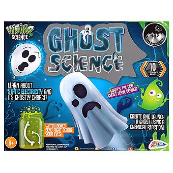 Weird Science Scary Ghost skräck Experiment Kit Childrens aktiviteten inställd