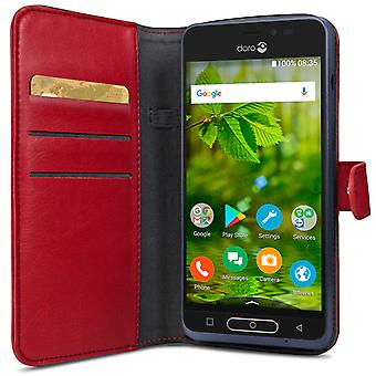 Doro Wallet Case 8035 Wallet case RED