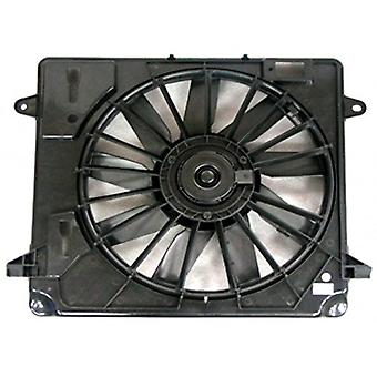 APDI 6022111 Dual Radiator and Condenser Fan Assembly