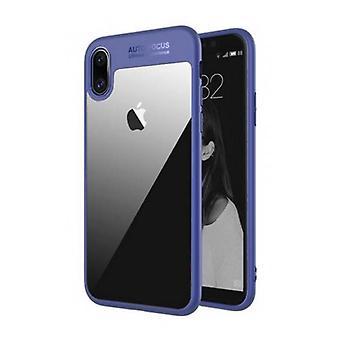 IPhone Stuff Certified® XS - voiture Focus Armor cas couvrir Cas Silicone TPU Case bleu