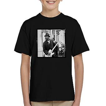 TV gånger lerigt vatten Blues och Gospel Train 1964 Kid's T-Shirt