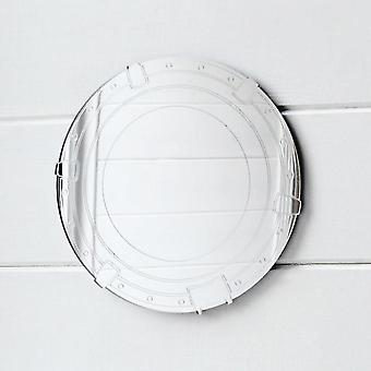 Nautical Ship Boat Port Hole Window Engraved Acrylic Mirror