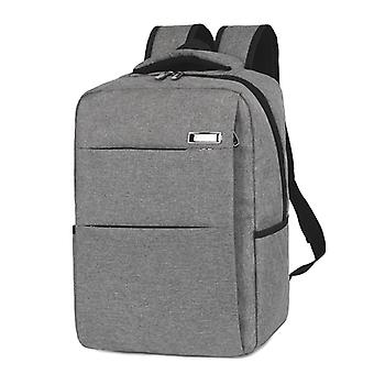 Stylish and Roomy Backpack-Grey