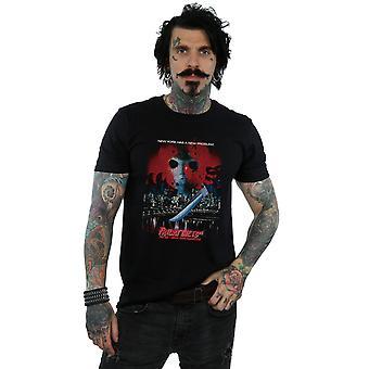 Fredag den 13 menn Jason tar Manhattan t-skjorte