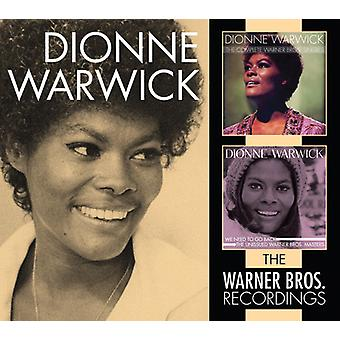 Dionne Warwick - Warner Bros Recordings [CD] USA import