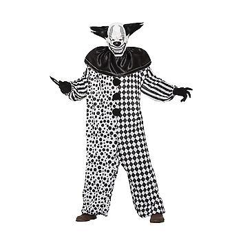 Evil Al the Clown Mask + Jumpsuit