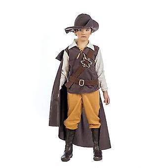 Hunter unge kostyme middelalderske adelsmann barn drakt
