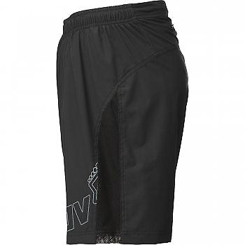 Race Elite 210 Trail Short Black/Grey Mens