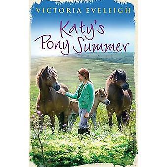 Verão de pônei da Katy por Victoria Eveleigh - livro 9781444014532