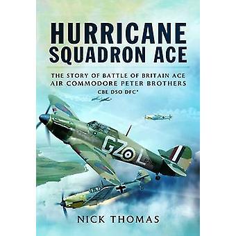 Uragano Squadron Ace - la storia della battaglia di Bretagna Ace - aria Comm