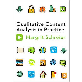 Qualitative Content Analysis in Practice by Margrit Schreier - 978184