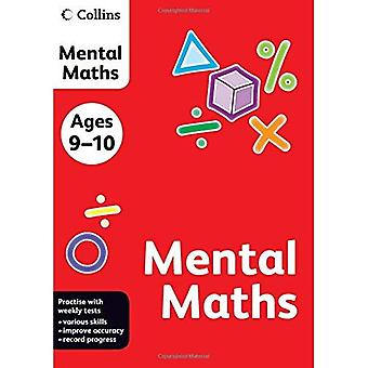 Collins praxis - Collins mentala matematik: Åldrar 9-10