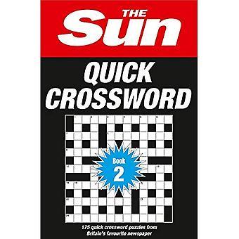 Die Sonne schnell Kreuzworträtsel Buch 2