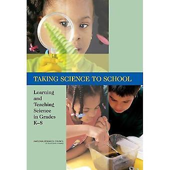 Llevando ciencia a la escuela: aprender y enseñar ciencia en los grados K-8