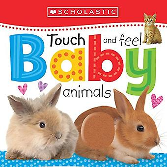 Touch and Feel Baby Animals (Scholastic Early Learners)